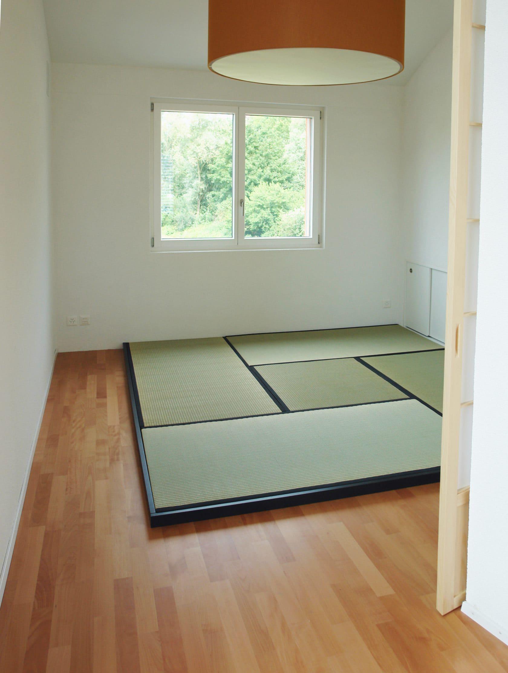 Tatami Rahmen Interieur