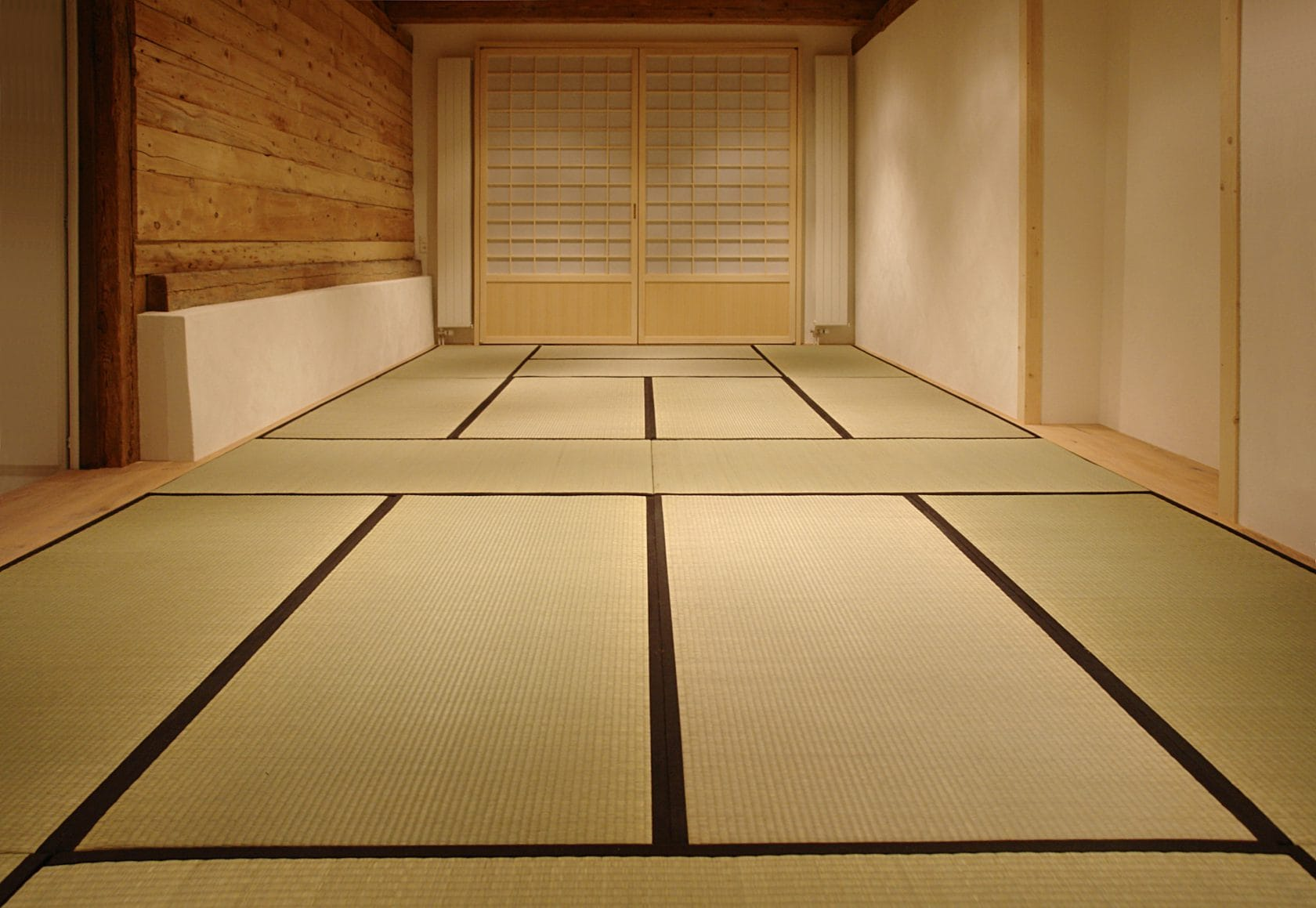 Tatami Dojo War
