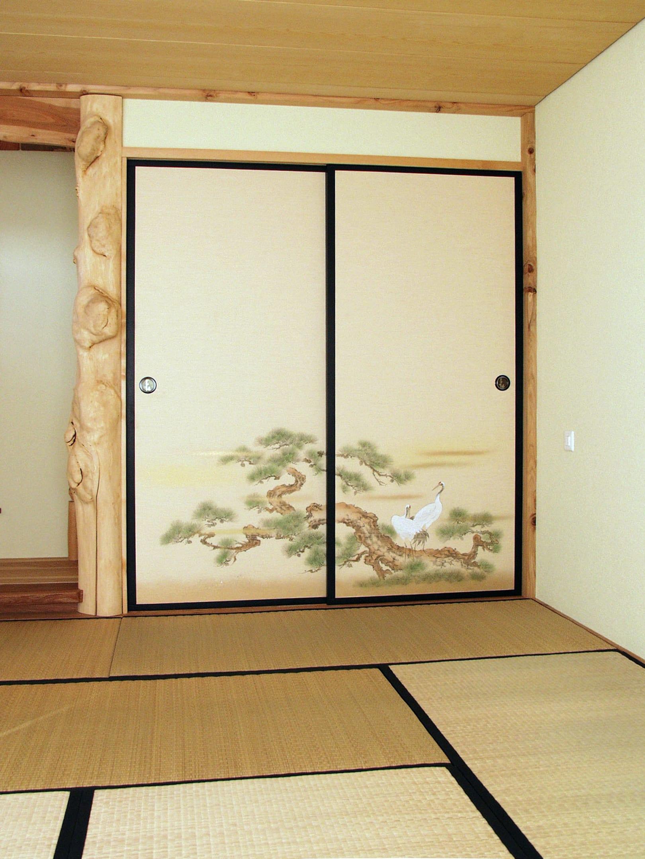 Tatami Fusuma Zimmer Sul
