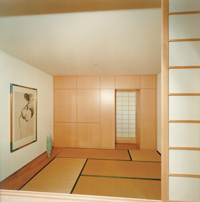 Tatami Schrank Zimmer Bis