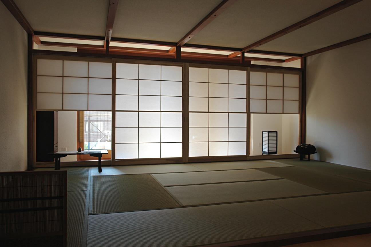 Tatami Shoji Zimmer Hue