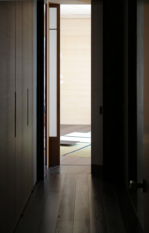 Tatami Tueroeffnung Ausschnitt Roe