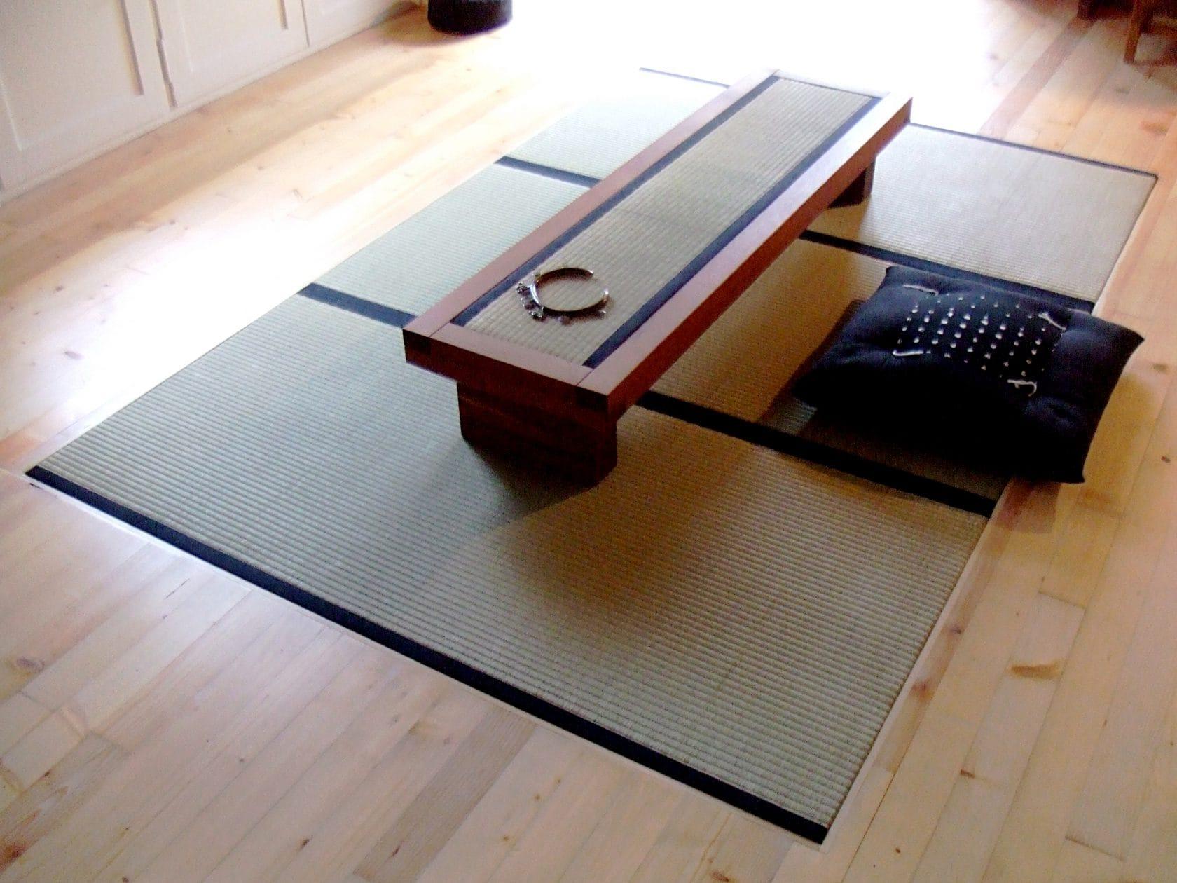 Tatami Yoru Tisch Lue