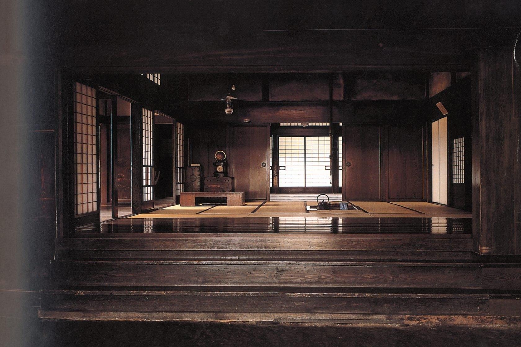 Tatami Zimmer Handelshaus Japan
