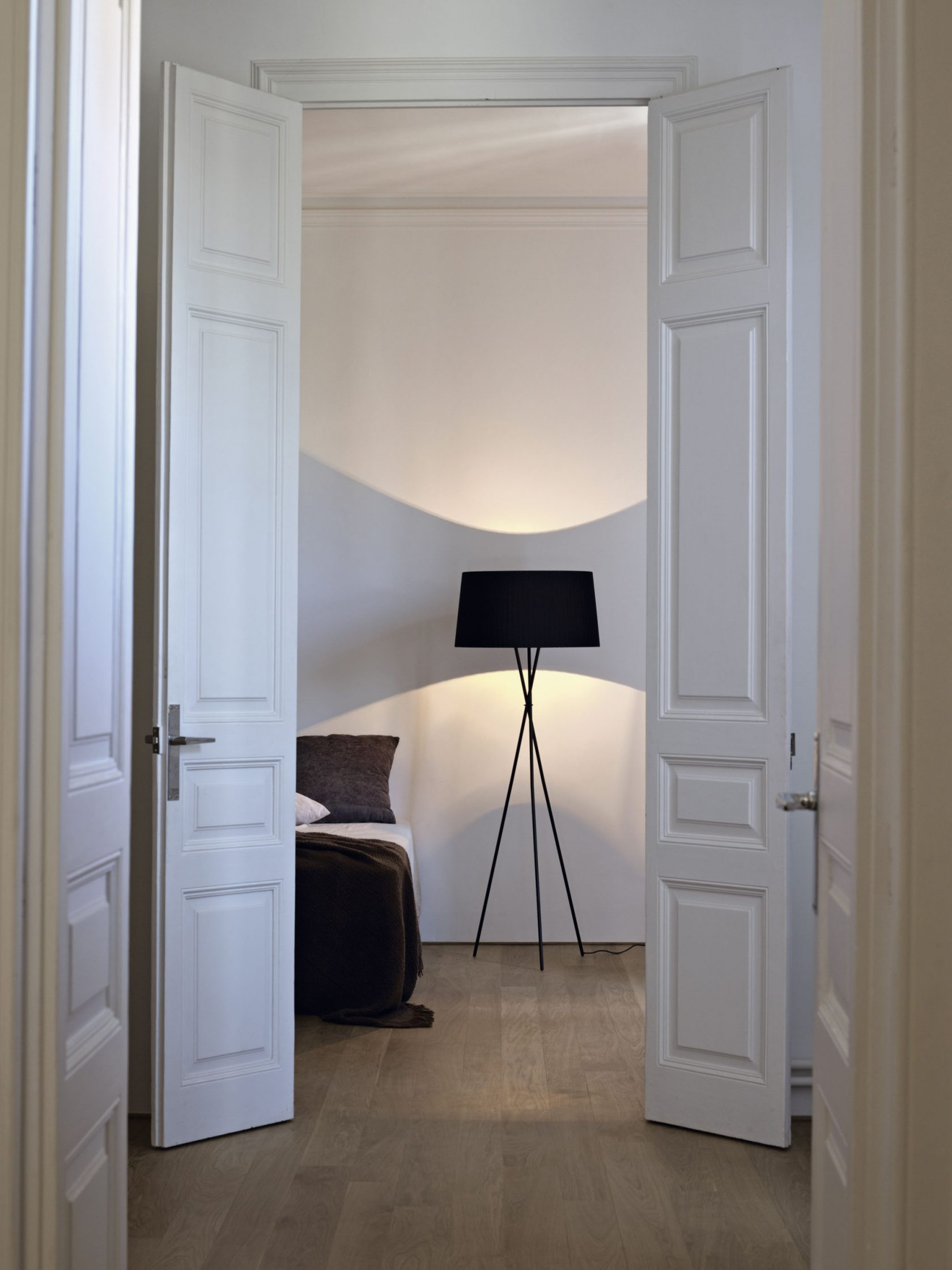 Trípode Floor Lamps Santacole19