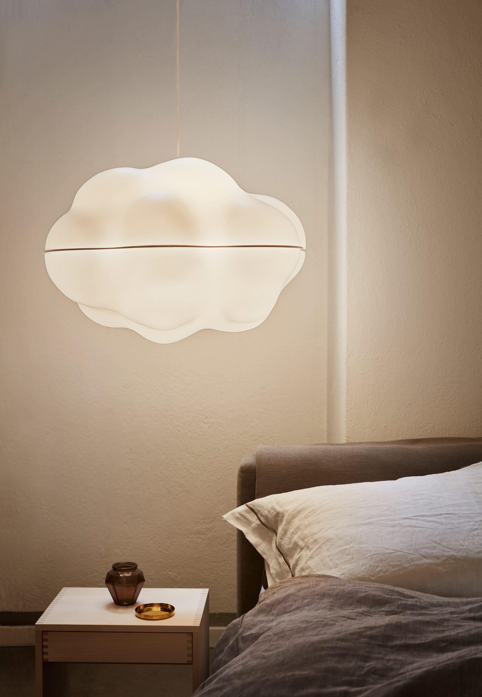 wolkenlampe