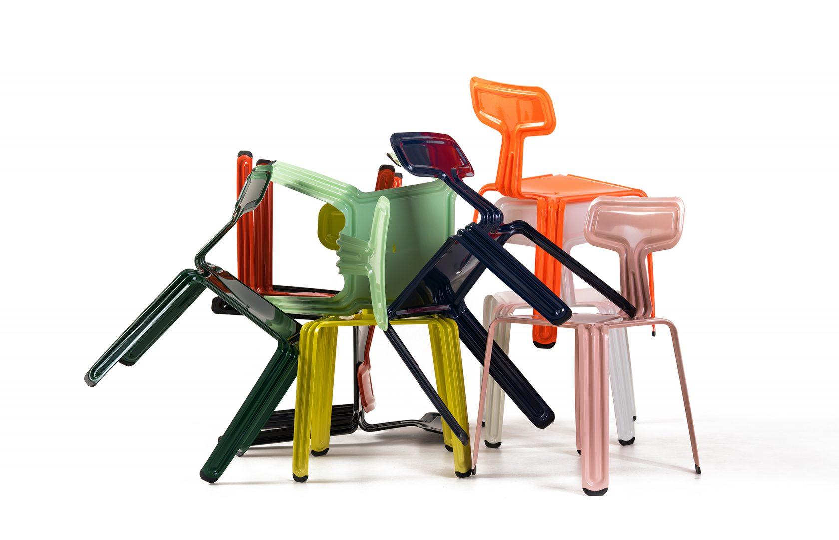 Pressed Chair Alle Farben Rgb (∏nils Holger Moormann Gmbh)